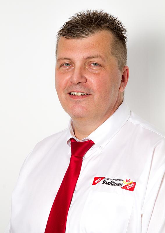 Erich Aigner, Geschäftsführer